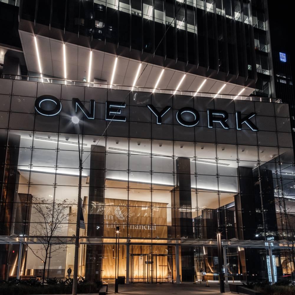 One York Street