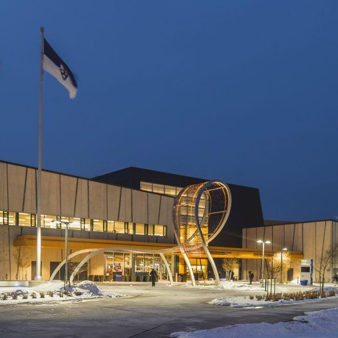 Pan Am Sports Centre