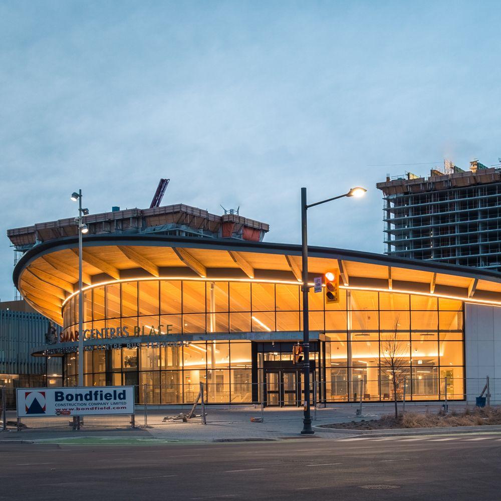 Vaughan Bus Terminal
